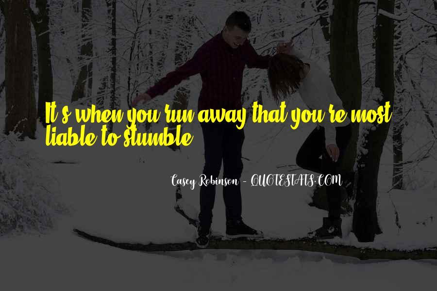 Casey Robinson Quotes #1050405