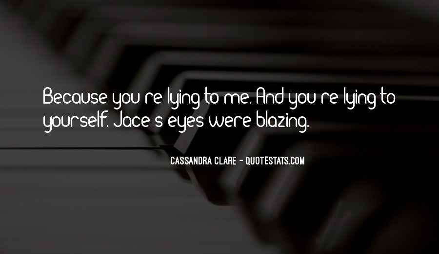 Cassandra Clare Quotes #1065572