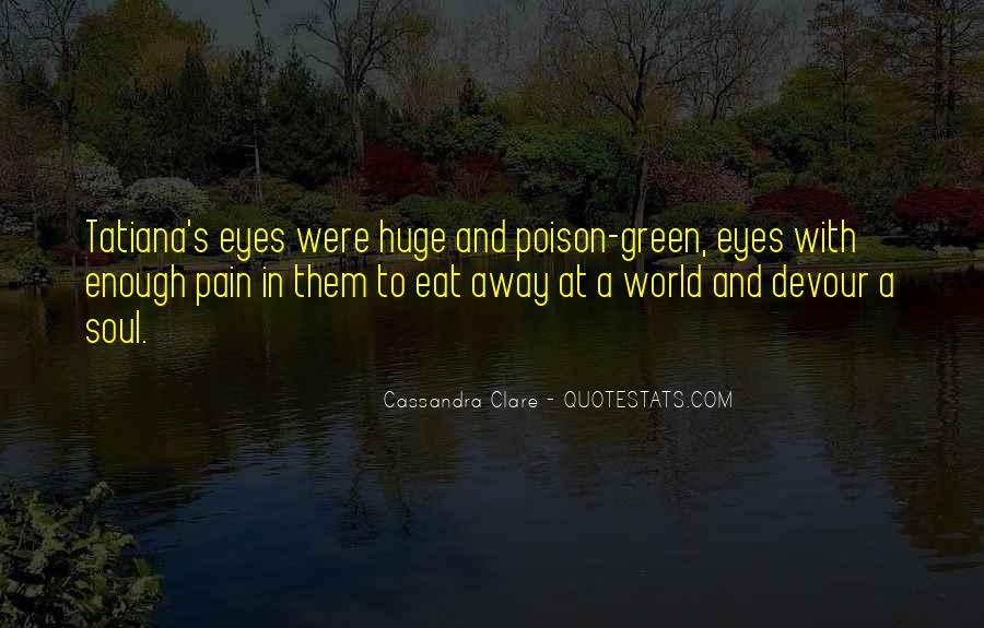 Cassandra Clare Quotes #1093473