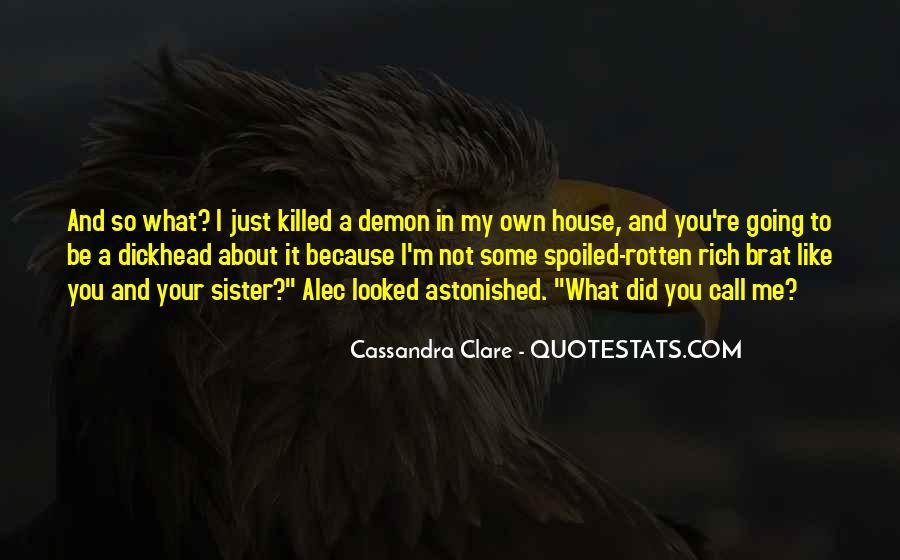 Cassandra Clare Quotes #1115919