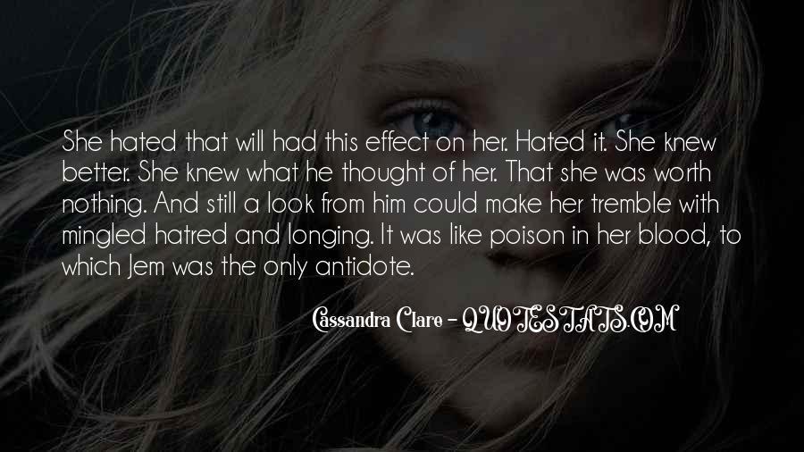 Cassandra Clare Quotes #1198818
