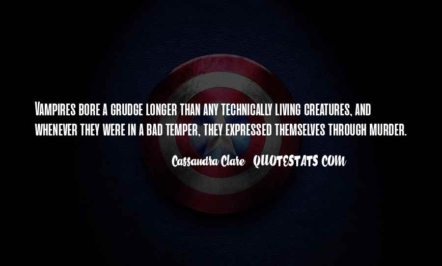Cassandra Clare Quotes #1256864