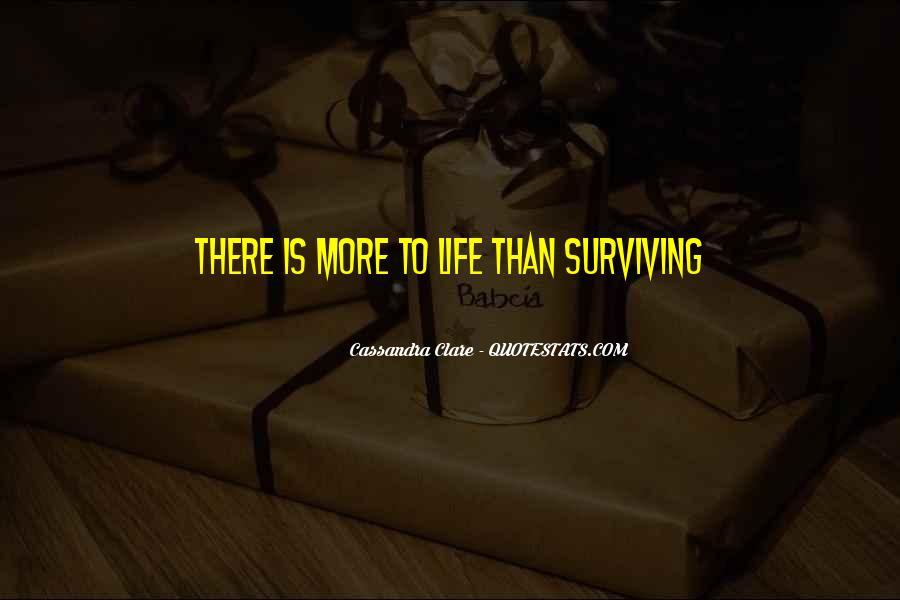 Cassandra Clare Quotes #1278433