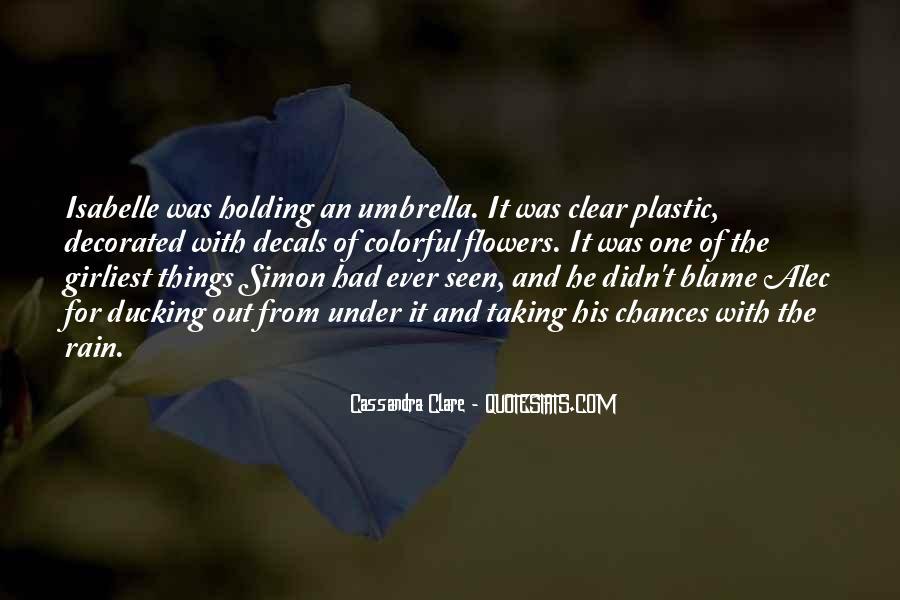 Cassandra Clare Quotes #1395468