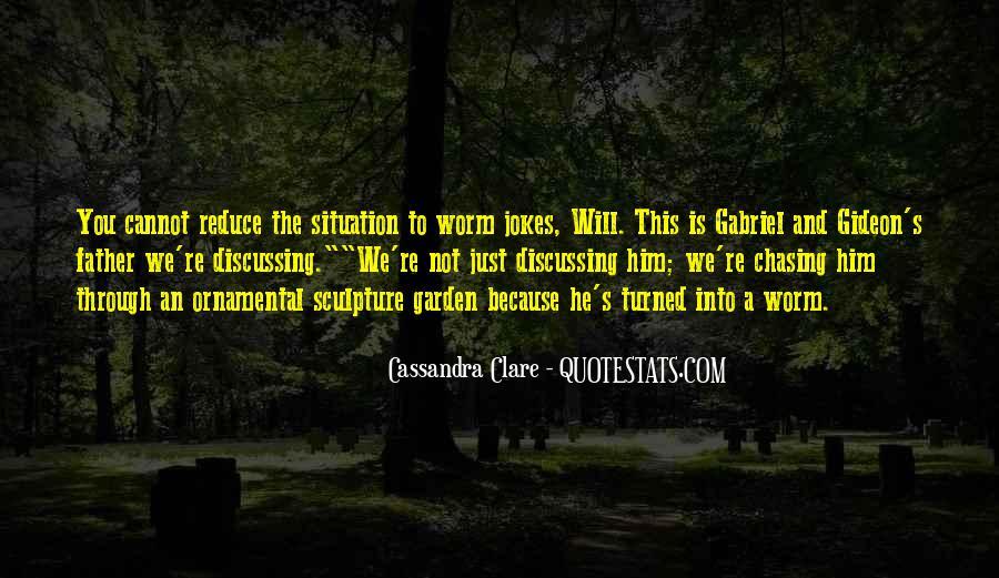 Cassandra Clare Quotes #1431477