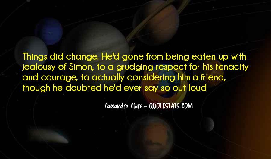 Cassandra Clare Quotes #1578441