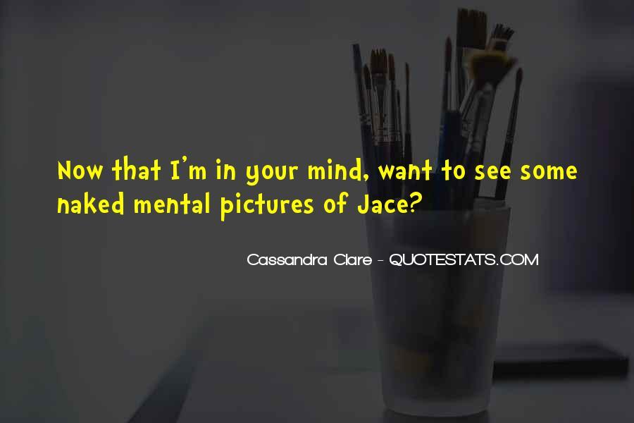 Cassandra Clare Quotes #1608075