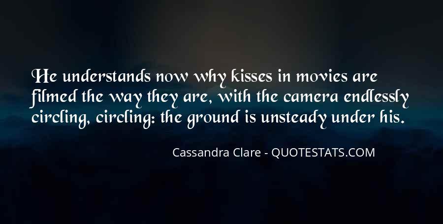 Cassandra Clare Quotes #166706