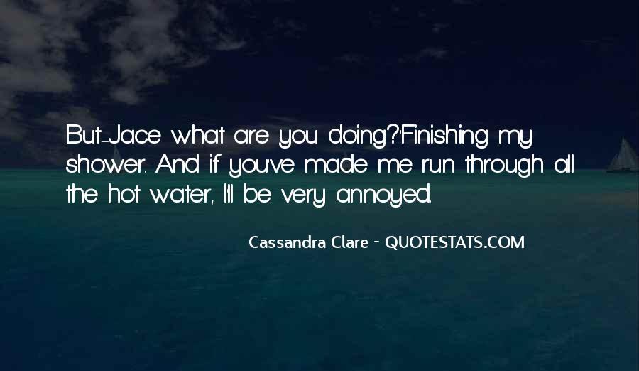 Cassandra Clare Quotes #1671218