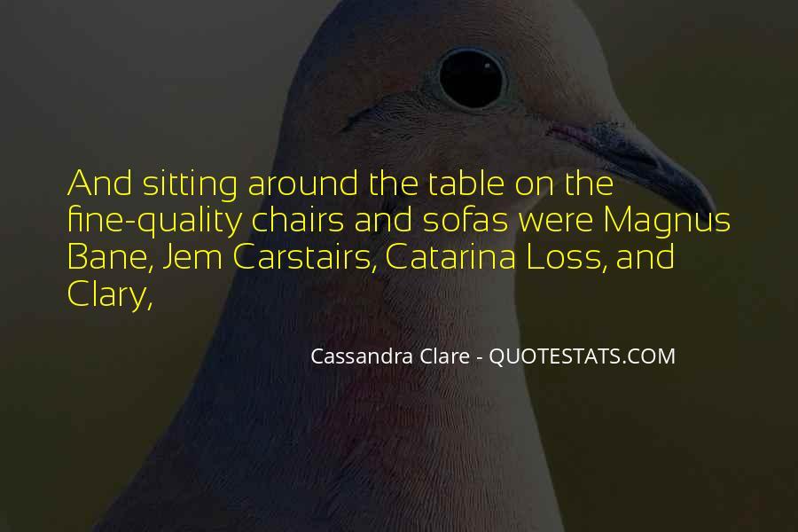 Cassandra Clare Quotes #1789625