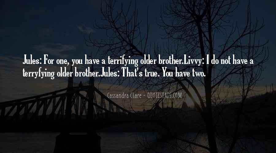 Cassandra Clare Quotes #1825752