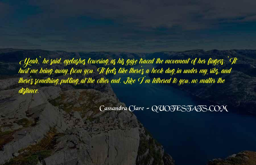 Cassandra Clare Quotes #1858603