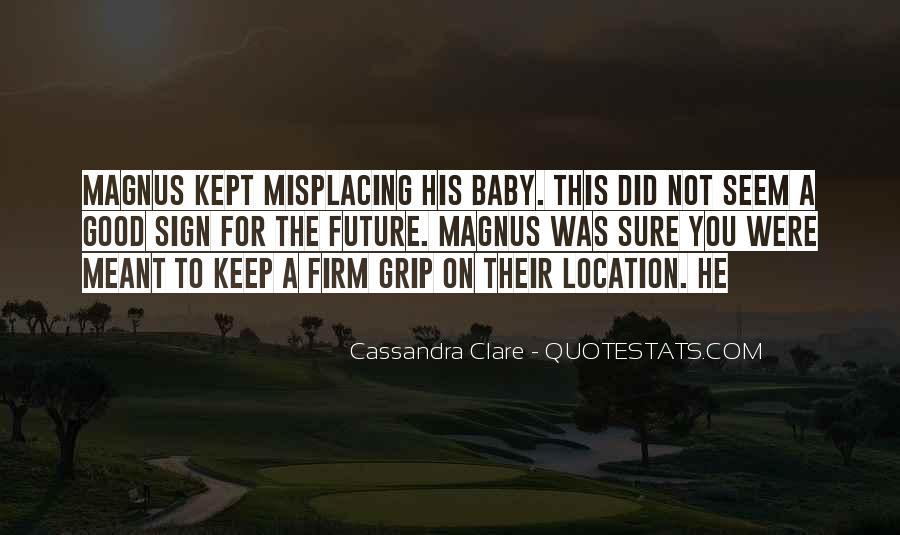 Cassandra Clare Quotes #1870434