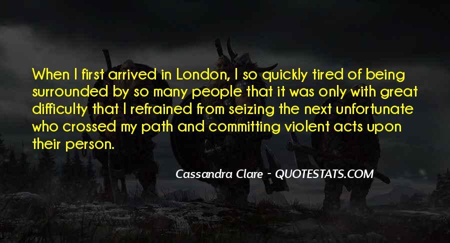 Cassandra Clare Quotes #1875593