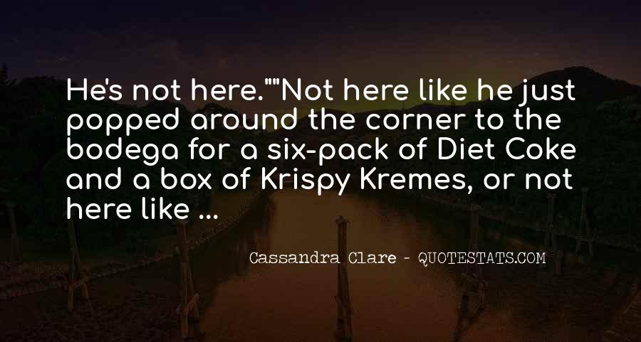 Cassandra Clare Quotes #751134