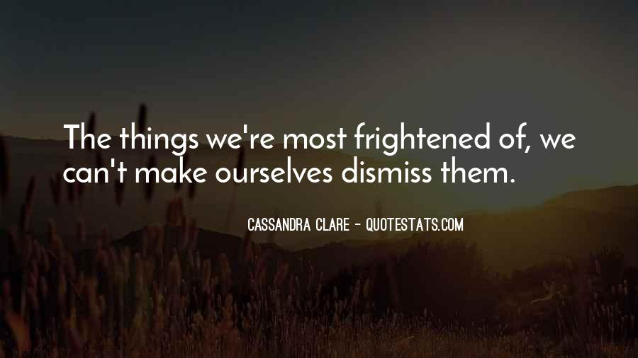 Cassandra Clare Quotes #757384