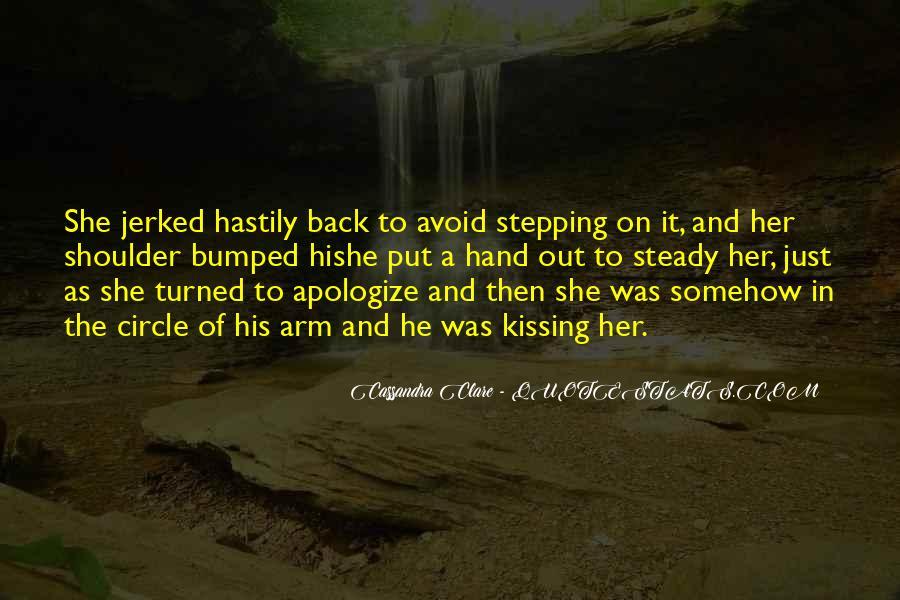 Cassandra Clare Quotes #762809