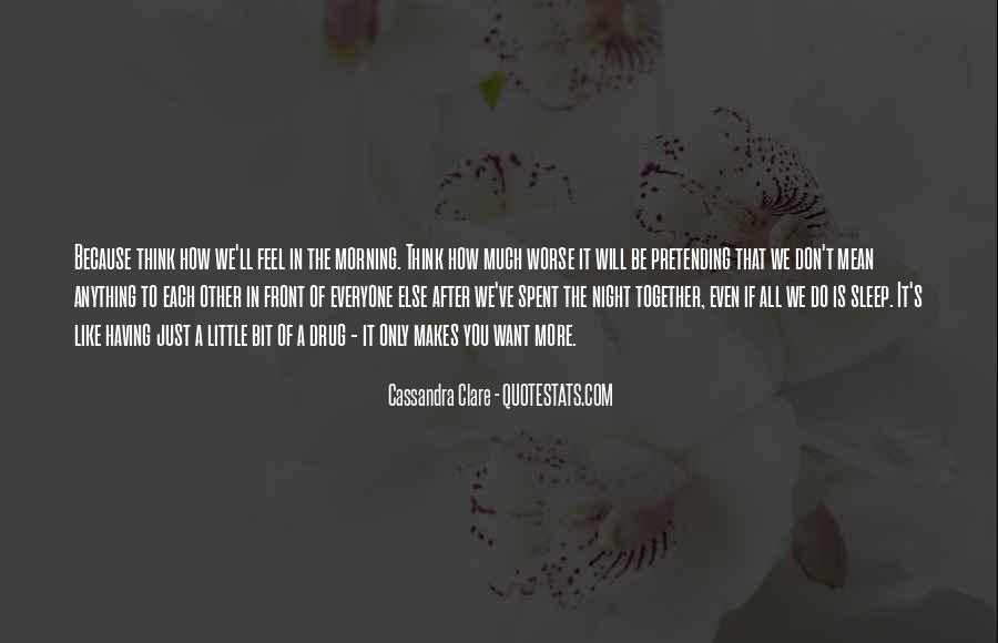 Cassandra Clare Quotes #959746