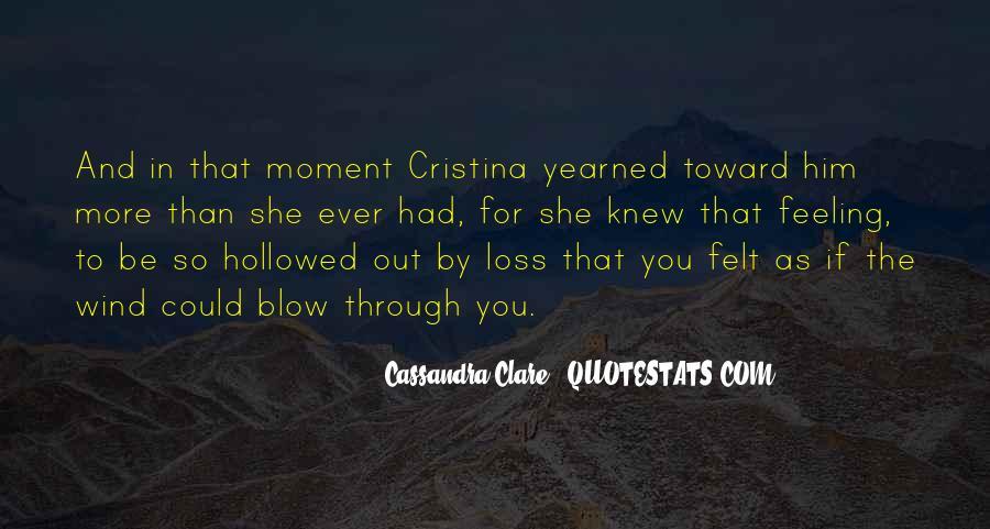 Cassandra Clare Quotes #968649