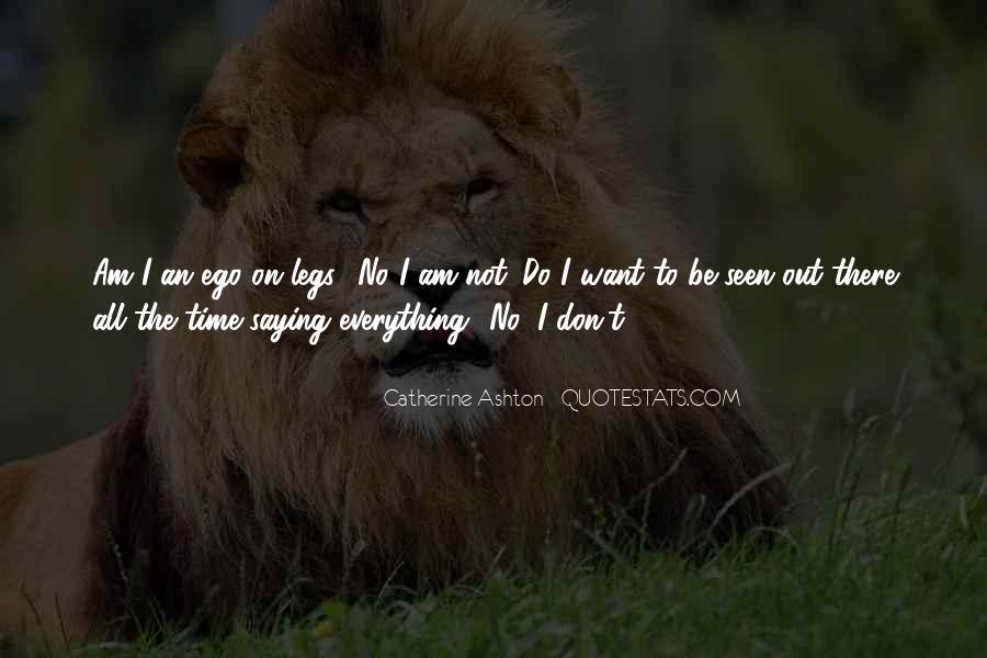 Catherine Ashton Quotes #381592