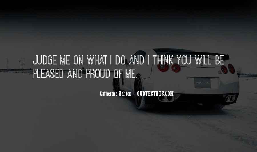 Catherine Ashton Quotes #620042