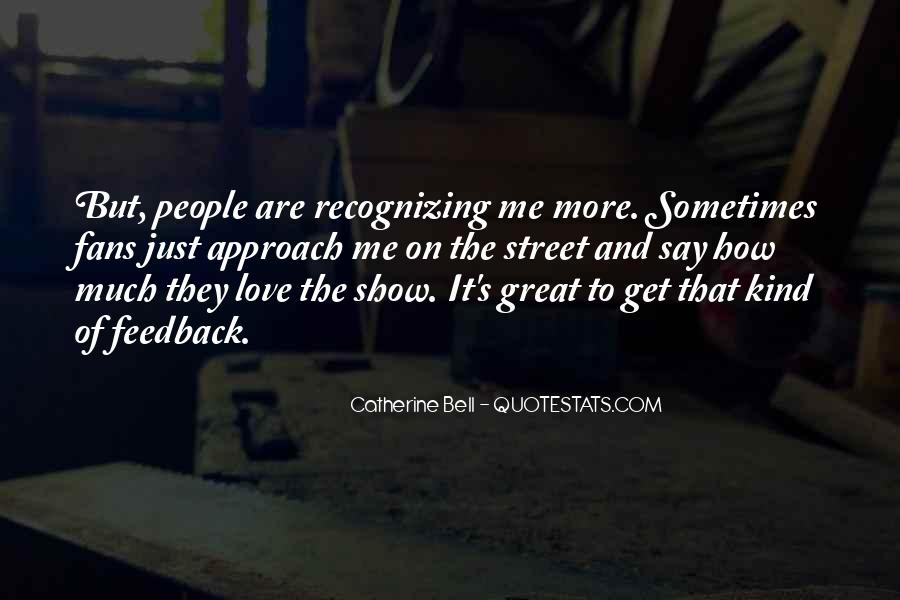 Catherine Bell Quotes #299021