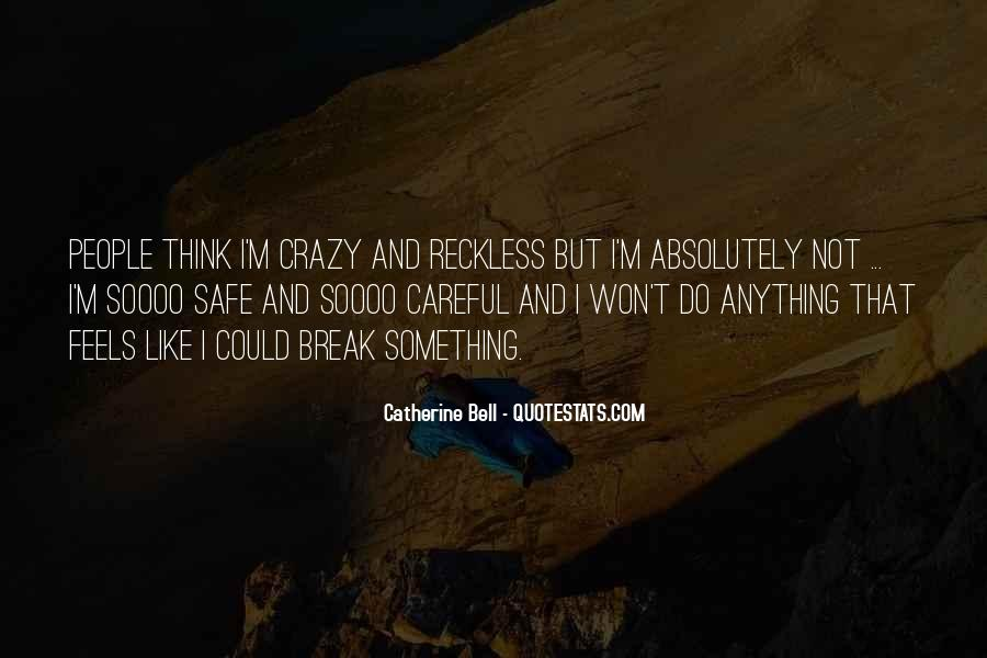 Catherine Bell Quotes #466243