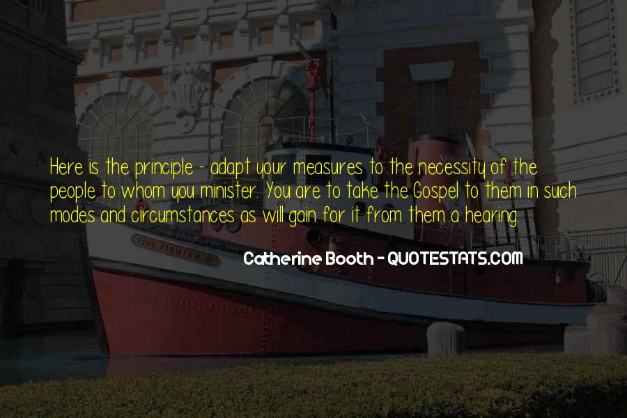 Catherine Booth Quotes #1813987