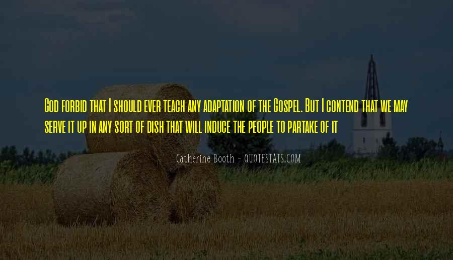 Catherine Booth Quotes #547197