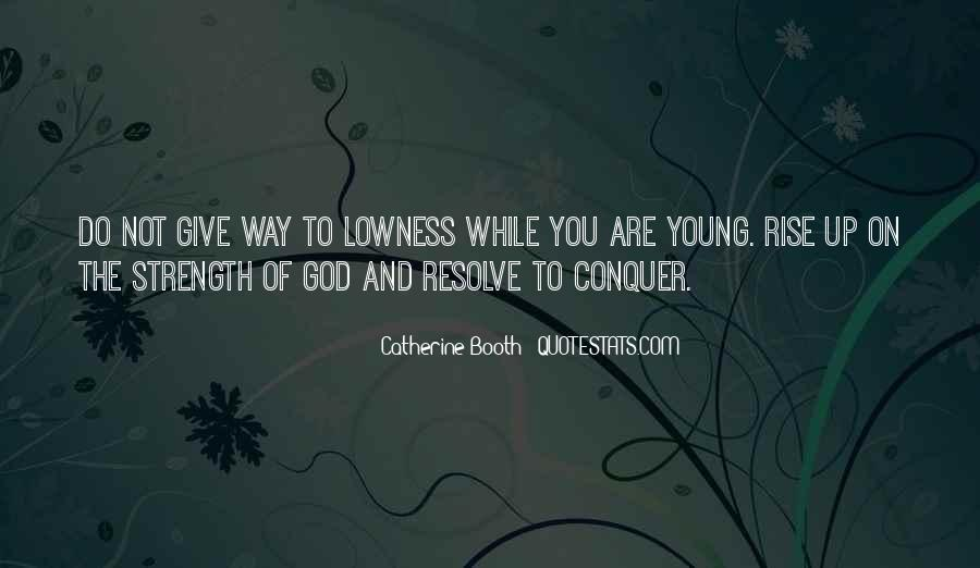 Catherine Booth Quotes #720440