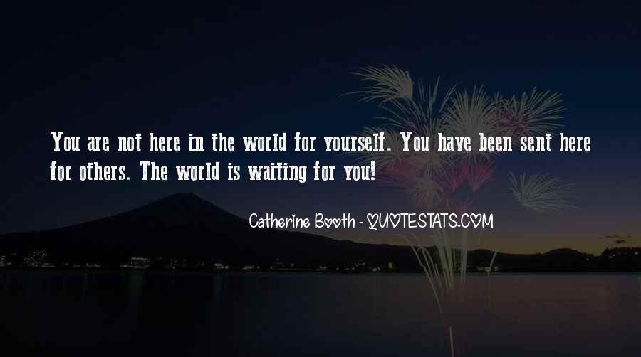 Catherine Booth Quotes #945898