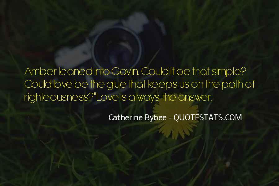 Catherine Bybee Quotes #2688