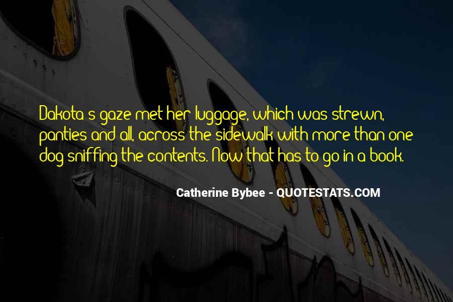 Catherine Bybee Quotes #711838