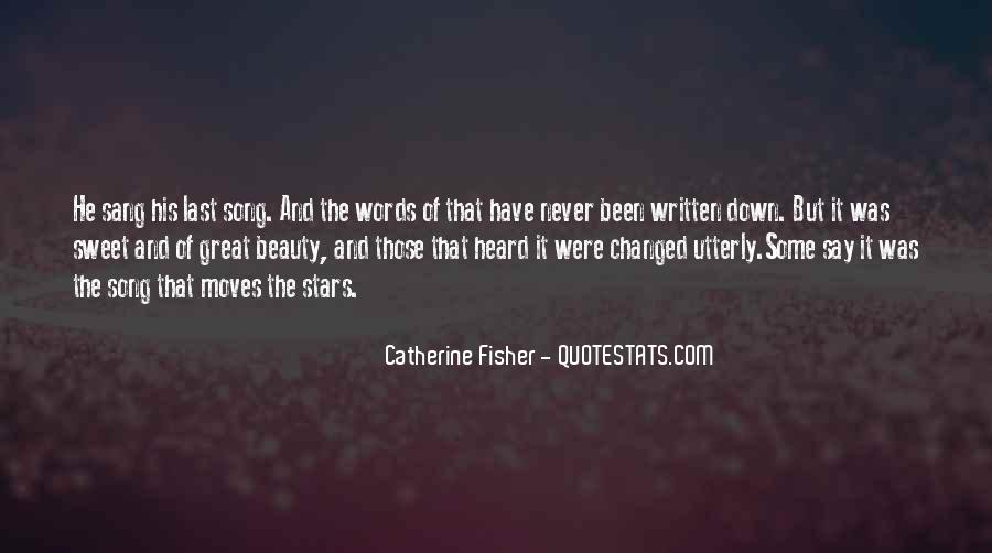 Catherine Fisher Quotes #1383808