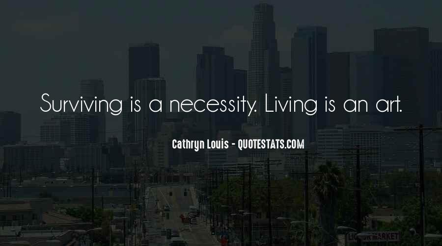 Cathryn Louis Quotes #1762347