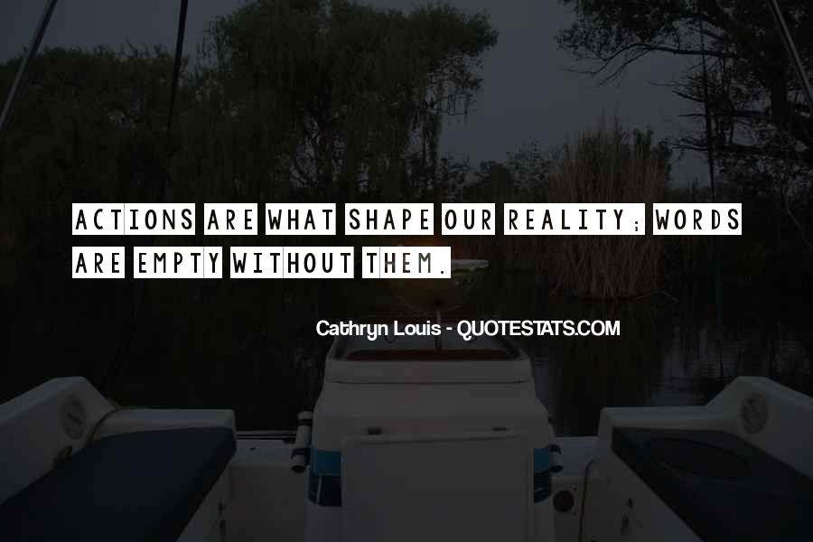 Cathryn Louis Quotes #922923