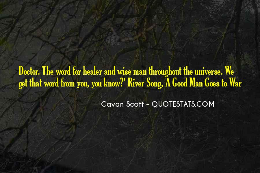 Cavan Scott Quotes #125867