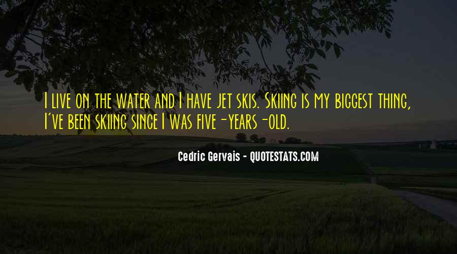 Cedric Gervais Quotes #1408341