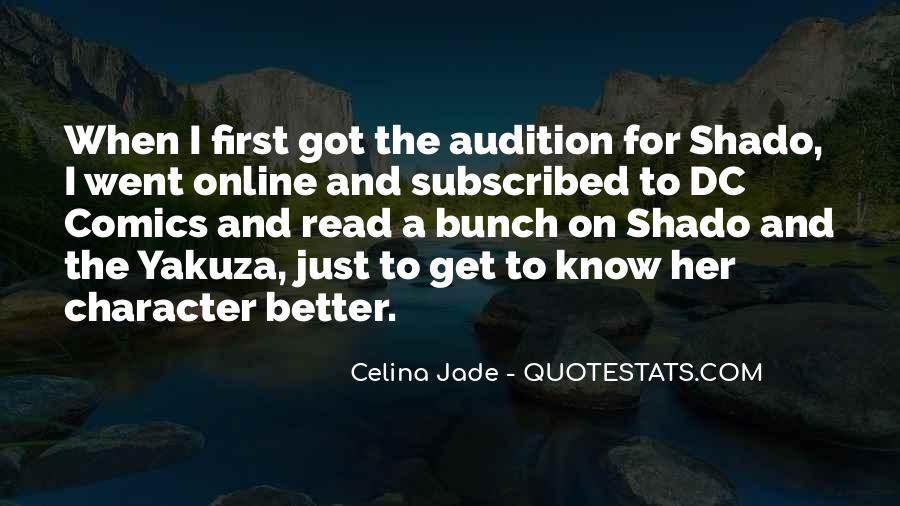 Celina Jade Quotes #245145