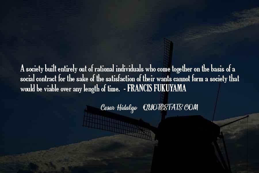 Cesar Hidalgo Quotes #298607