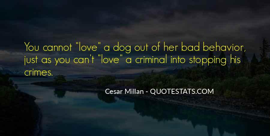 Cesar Millan Quotes #1160778