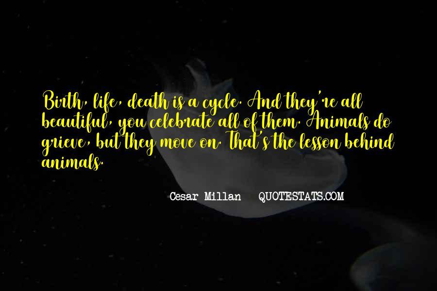 Cesar Millan Quotes #1213116