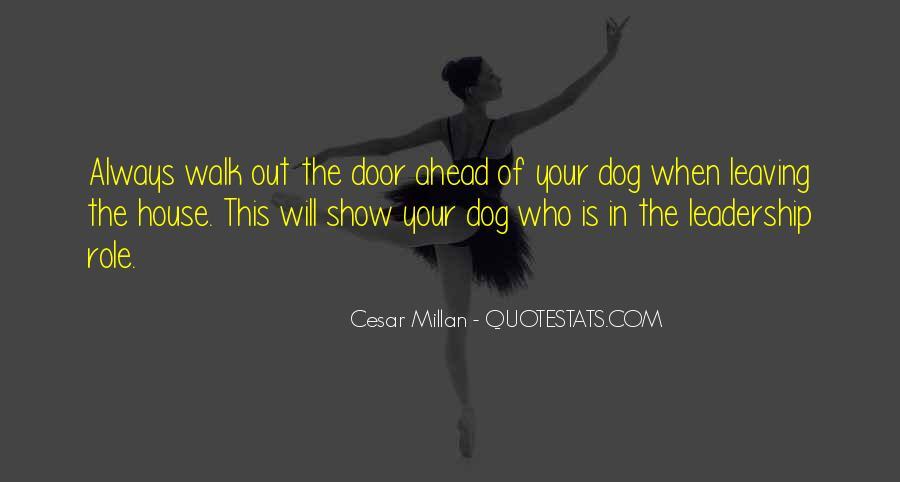 Cesar Millan Quotes #1450418