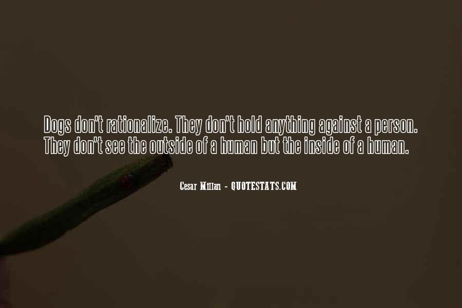 Cesar Millan Quotes #1860225
