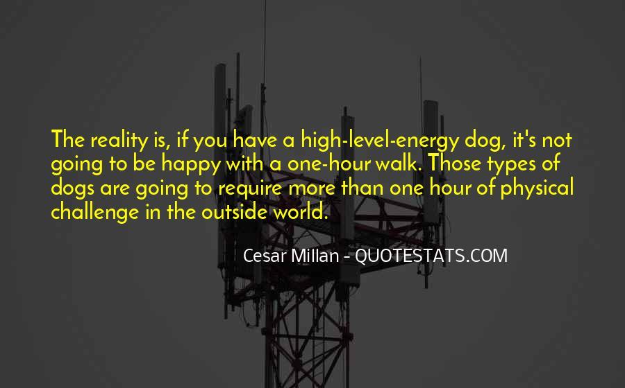 Cesar Millan Quotes #194356