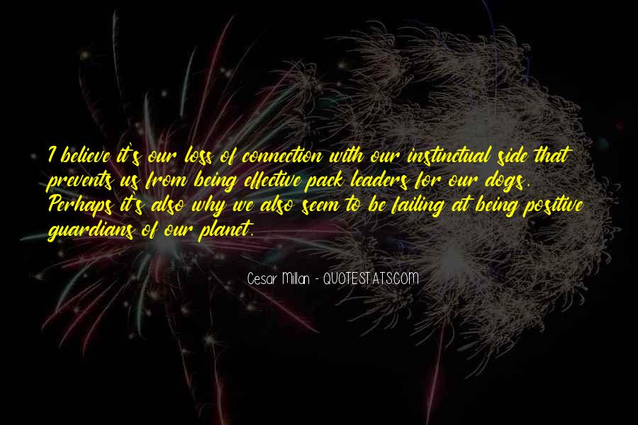 Cesar Millan Quotes #195992
