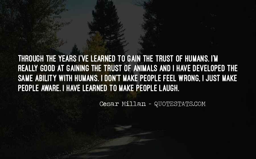 Cesar Millan Quotes #320489
