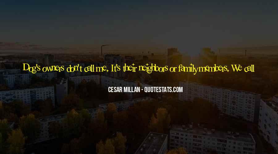 Cesar Millan Quotes #447950