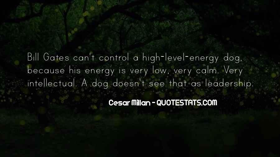 Cesar Millan Quotes #645473