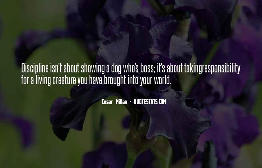 Cesar Millan Quotes #937523